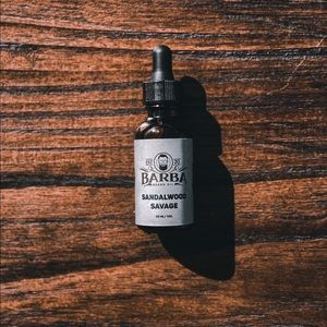 Barba Beard Oil